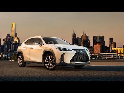 Lexus UX SUV Review Video