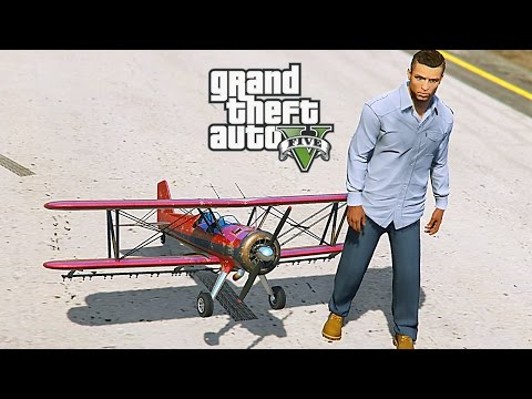 Grand Theft Auto V Mods - RC DUSTER [Crazy RC PLANES Mods ] MOD For GTA V