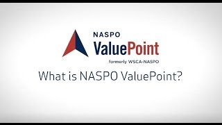 What is NASPO ValuePoint