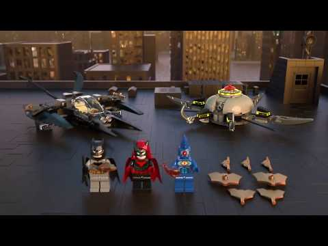 Vidéo LEGO DC Comics Super Heroes 76111 : Batman et la revanche de Brother Eye