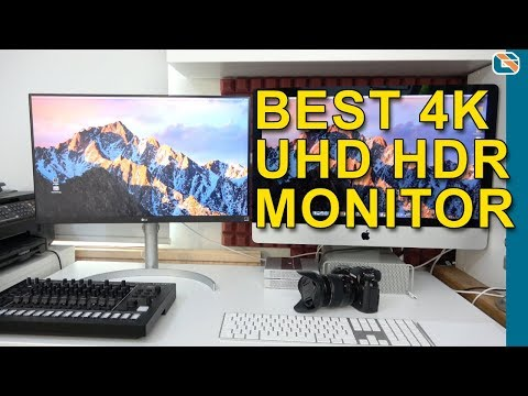 LG 27UK850 4K UHD HDR 27 inch Monitor Review