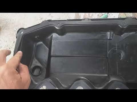 Замена прокладки клапаной крышки с герметиком. (Пример Чери Амулет)