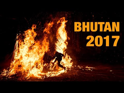 Bhutan Photography Tour - Fire Festival - May 1-13, 2017