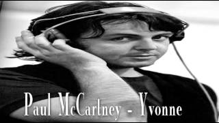 Paul McCartney   Yvonne (demo)