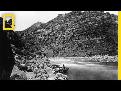 John Wesley Powell: From the Depths of the Grand Canyon | Nat Geo Live thumbnail