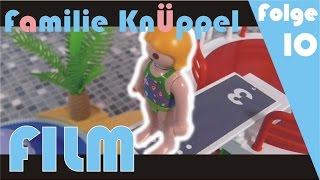 Im Aquapark Und In Der Schule Playmobil Film Deutsch  / Kinderfilm / Kinderserie Polizei