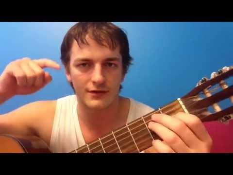 3) Учим первую песню — Как играть Звезда по имени Солнце