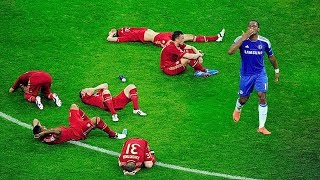 Didier Drogba moment impossible to forget..