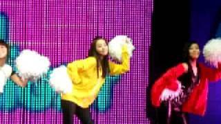 Wonder Girls-Headache Live in LA
