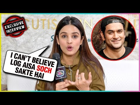 Chetna Pande SUPPORTS Vikas Gupta | Ace Of Space