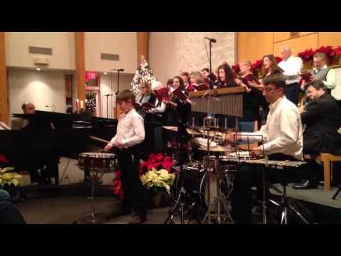 Cornerstone Presbyterian Cantata 2014
