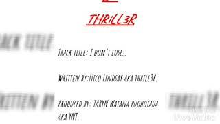 Thriller   I Don't Lose