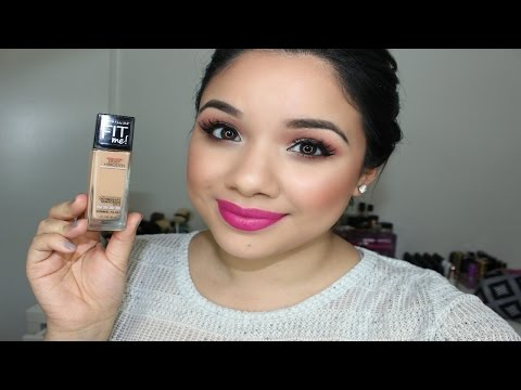 Fit Me Matte + Poreless Foundation by Maybelline #5
