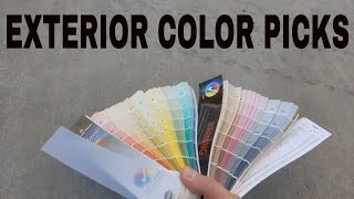 House Painters Picking Your Exterior Color The Wrong Way In The Right Way