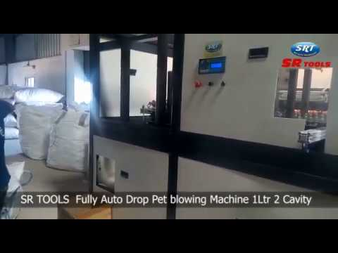 Fully Auto PET Blowing Machine
