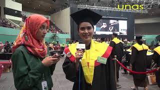 Universitas Nasional – Wisuda Universitas Nasional (UNASTV)