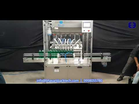 Aloe Vera Juice Filling Machine