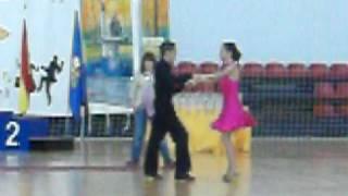 Jonathan Morales y Diana Serrano