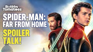 Spider-Man: Far From Home Discussion (Spoilers): Is Peter and Mysterio the Perfect Match-Up?