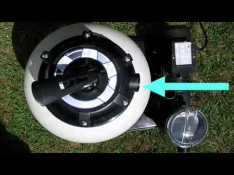 Guía instalación filtro de arena con bomba para piscina Gre