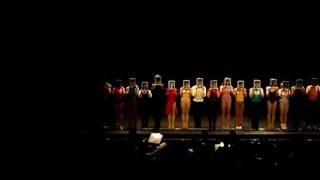 """A Chorus Line """"I Hope I Get It"""""""