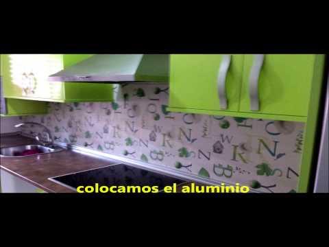 PAPEL COCINA ( CAMBIA EL LOKK DE TU COCINA )