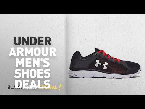Top Black Friday Under Armour Men's Shoes Deals: Under Armour Men's Micro G Assert 6