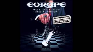 EUROPE - War Of Kings (The Joey Tempest interview)
