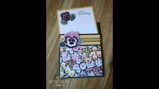 Pouch Fun Fold Card