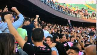 preview picture of video 'Fuori il Fiato - Coro Curva Nord Inferiore Palermo'