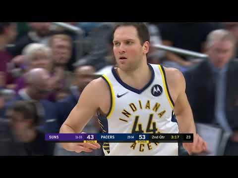 Phoenix Suns vs Indiana Pacers | January 15, 2019