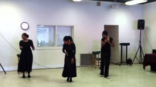 I Speak Life by (Donald Lawrence) Praise Dance
