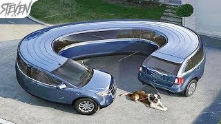 Strangest Vehicles Ever Made | TOP 10