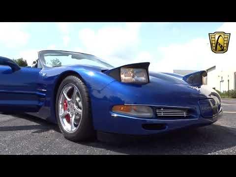 Video of '02 Corvette - LRV5