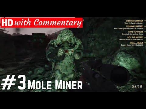 mole miner gauntlet