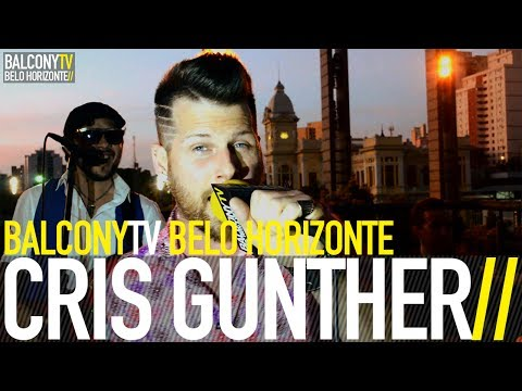 "CRIS GUNTHER ""I DON'T KNOW WHAT YOU KNOW"" (BALCONY TV)"