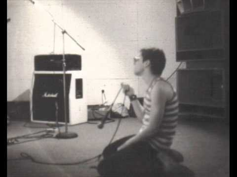 The Spines Live 1980