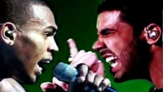 Drake Fights Chris Brown Hold On We're Going Home Nothing Was The Same