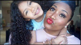My Niece Does My Makeup -- Irisbeilin