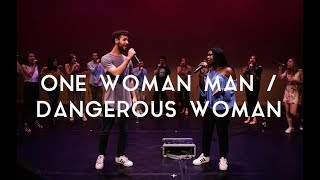 """One Woman Man/Dangerous Woman"" (John Legend/Ariana Grande) - Penny Loafers A Cappella"