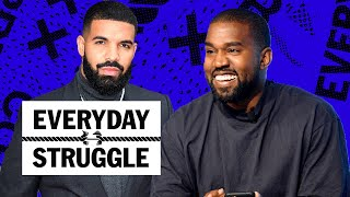 Kanye Dropping DONDA Album After Controversial Rally, What if Drake Goes Indie? | Everyday Struggle
