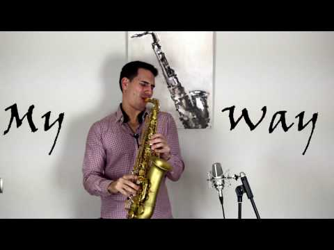 My Way - Sax Cover