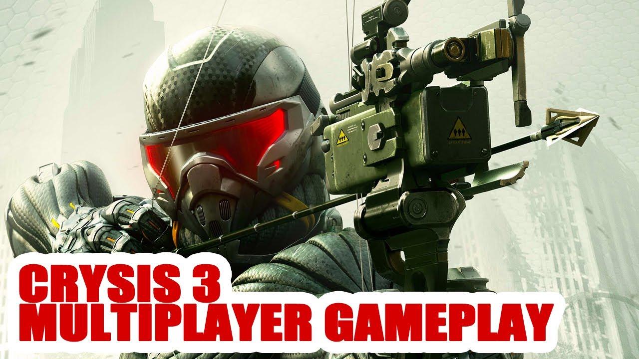 Crysis 3's New 'Hunter' Multiplayer Mode Looks Unbalanced, Fun
