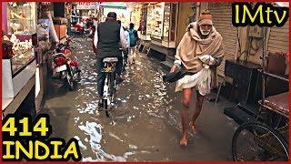 ИНДИЯ Караул! У нас ПОТОП! Покупки. Жизнь в Индии