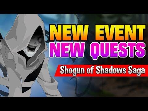 AQW= /HEIWAVALLEY QUESTS (FULL WALKTHROUGH) - Shadows Saga