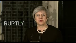 LIVE: Theresa May to give statement following deadly Westminster attack