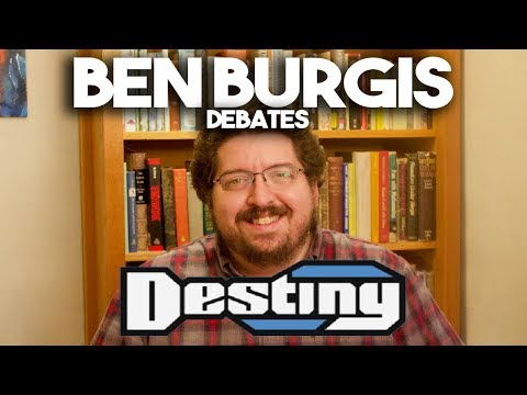 Ben Burgis Debates Destiny
