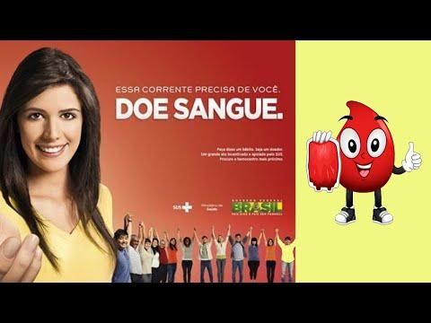 Junho Vermelho – Mês da conscientização para doação de sangue