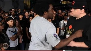 Nov vs Fatz (trilogy) rap battle AHAT *Title match*