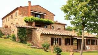 preview picture of video 'Agriturismo La Fraternita Montepulciano  Siena   Toscana  Tuscany Italy'